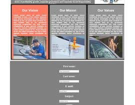 #31 cho Windshield Repair Web Page bởi surangaanu