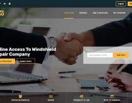 #45 cho Windshield Repair Web Page bởi TilokPaul