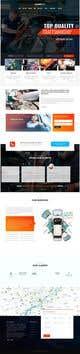 Ảnh thumbnail bài tham dự cuộc thi #46 cho Windshield Repair Web Page