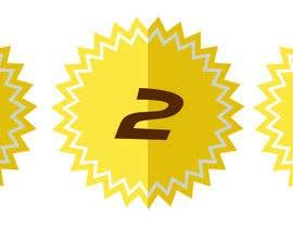 Nro 39 kilpailuun Need 10 eye catching level rewards käyttäjältä karimsalman