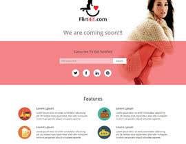 """#26 for Design a """"Coming Soon"""" webpage af vanchar"""