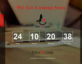 """#7 for Design a """"Coming Soon"""" webpage af zihad247414"""