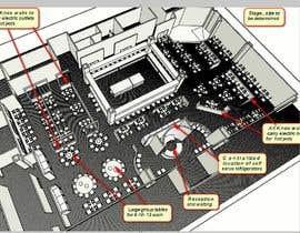 #13 для All you can eat Restaurant /Bar Interior Design от ronaaron2