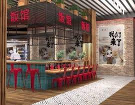 #12 para All you can eat Restaurant /Bar Interior Design por Maryturenko