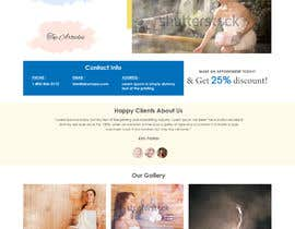 Sudipa1Ghosh tarafından New Website Home Page Design için no 37