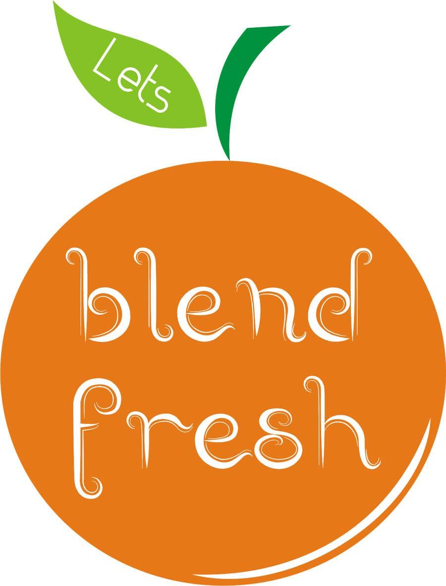 Bài tham dự cuộc thi #                                        19                                      cho                                         Redesign a Logo for Let's Blend Fresh
