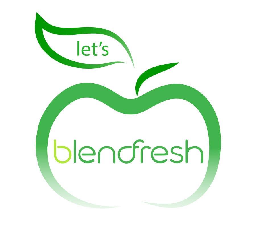 Bài tham dự cuộc thi #                                        7                                      cho                                         Redesign a Logo for Let's Blend Fresh