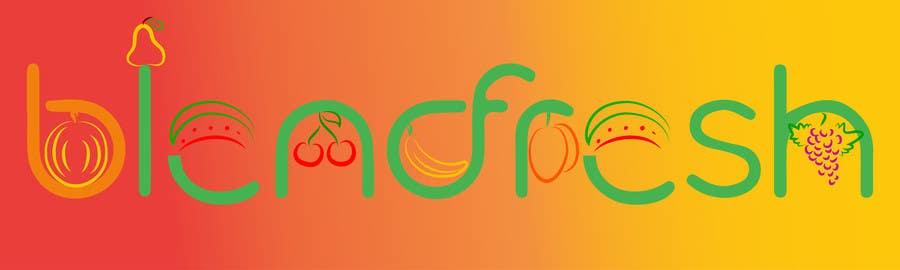 Bài tham dự cuộc thi #                                        14                                      cho                                         Redesign a Logo for Let's Blend Fresh