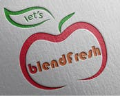 Bài tham dự #24 về Graphic Design cho cuộc thi Redesign a Logo for Let's Blend Fresh