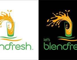 #33 cho Redesign a Logo for Let's Blend Fresh bởi dayak3