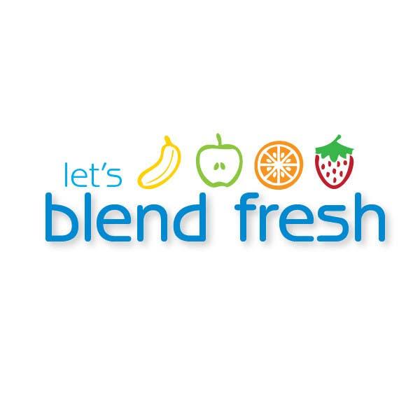Bài tham dự cuộc thi #                                        36                                      cho                                         Redesign a Logo for Let's Blend Fresh