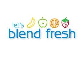 #36 cho Redesign a Logo for Let's Blend Fresh bởi allreagray