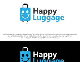 "#7 for create a visual/logo ""happy luggage"" by sixgraphix"