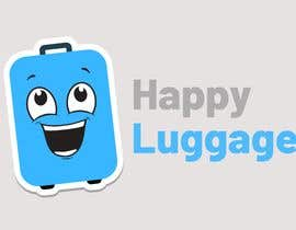 "#58 for create a visual/logo ""happy luggage"" by DesignerZ506"