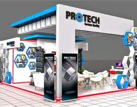 #7 for 3D exhibition stand af emahirii