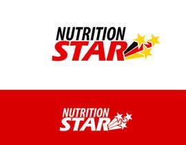 #626 para Logo Design for Nutrition Star por pinky