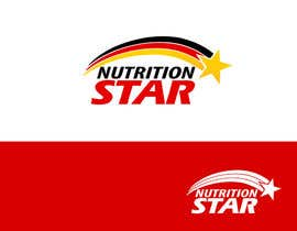 #638 para Logo Design for Nutrition Star por pinky