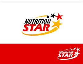 #616 para Logo Design for Nutrition Star por pinky