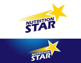 #163 para Logo Design for Nutrition Star por twindesigner