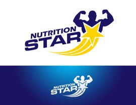 #322 za Logo Design for Nutrition Star od twindesigner