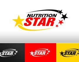 #606 für Logo Design for Nutrition Star von twindesigner