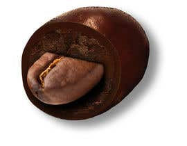 #6 cho HD Image of coffee bean coated in chocolate bởi Batmanci
