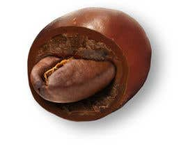 #14 cho HD Image of coffee bean coated in chocolate bởi Batmanci