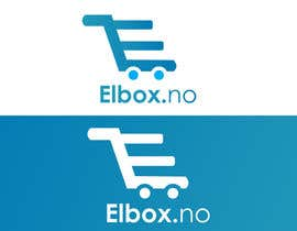 #62 for Logo design for www.elbox.no by MukhtarDs