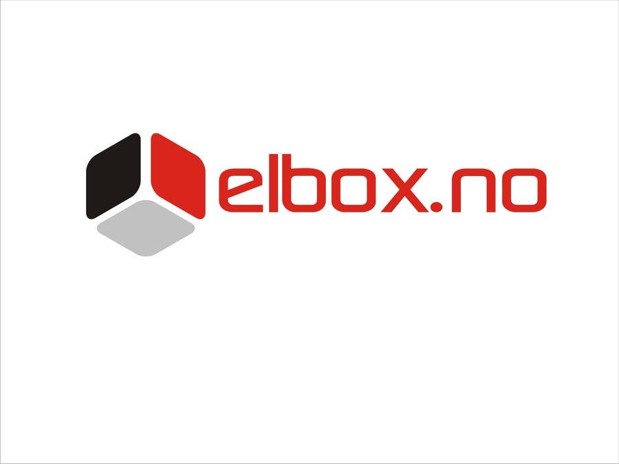 Inscrição nº 33 do Concurso para Logo design for www.elbox.no