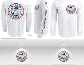 #200 for Design a signature Fishing shirt form logo af khshovon99