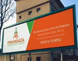 Nro 12 kilpailuun Outdoor Wall  Signage Banner 8m by 2m käyttäjältä arjp00
