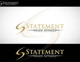 #34 for Icon or Button Design for Statement Made Apparel by logoustaad