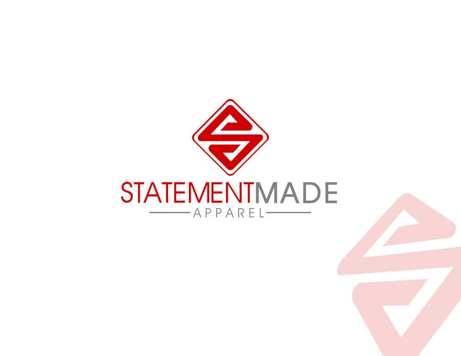 #16 for Icon or Button Design for Statement Made Apparel by mega619