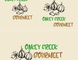 rehmaaaaan tarafından I require a business logo designed for my garlic farm , the name on my garlic farm is called Oakey Creek Gourmet için no 4