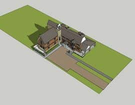 #10 для Design CAD floor plans, site plan and elevations for a large house от cheegeet