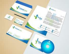 Nro 125 kilpailuun Business Cards, Email Signature , Social Media, Letter Head, Envelops, Files  and document folders käyttäjältä khadijakhatun233