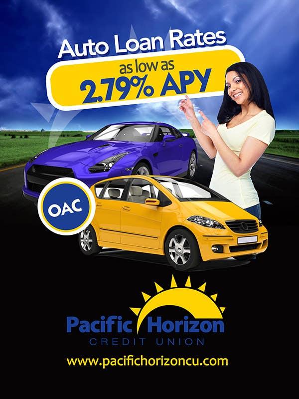 Bài tham dự cuộc thi #24 cho Flyer Design for Auto Loan Ad