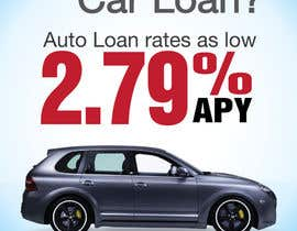 #6 for Flyer Design for Auto Loan Ad af puzzle0007