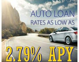 #4 for Flyer Design for Auto Loan Ad af Manojm2