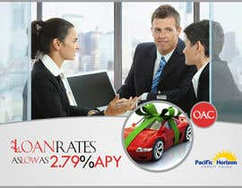 nº 28 pour Flyer Design for Auto Loan Ad par theDesignerz