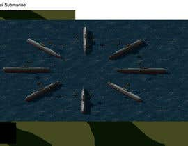 #7 for RTS battleship game units and ships 256 colour by FAlexandr