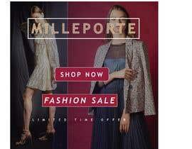 nº 23 pour E-commerce site digital advertising banners par Hassanali7