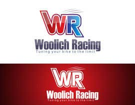 nº 158 pour Logo Design for Woolich Racing par ulogo