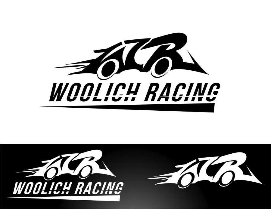 Konkurrenceindlæg #                                        44                                      for                                         Logo Design for Woolich Racing