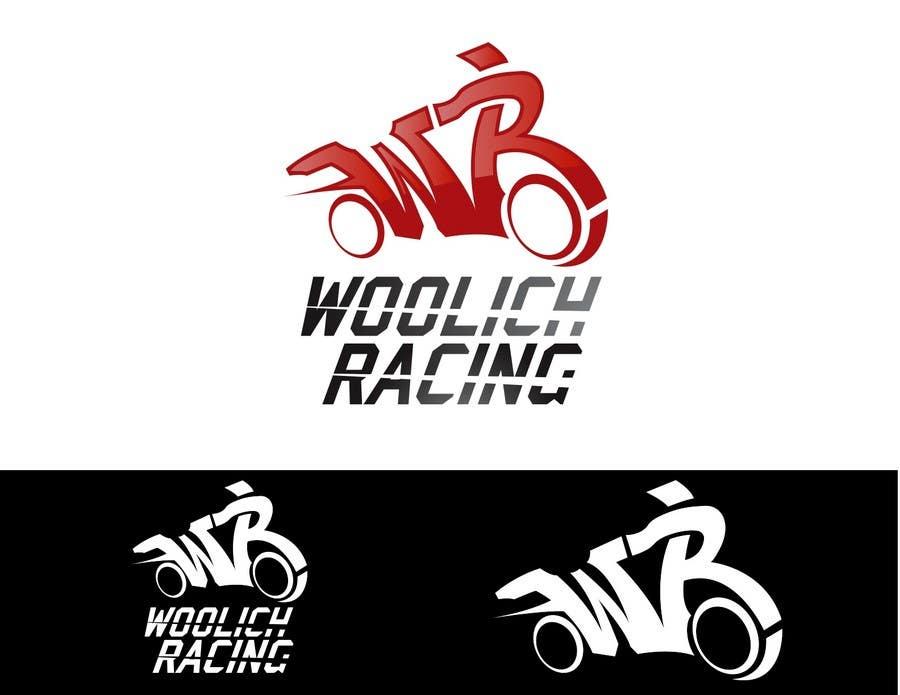 Konkurrenceindlæg #                                        164                                      for                                         Logo Design for Woolich Racing