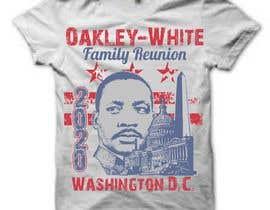 Nro 56 kilpailuun Oakley-White T-shirt design käyttäjältä elitesniper