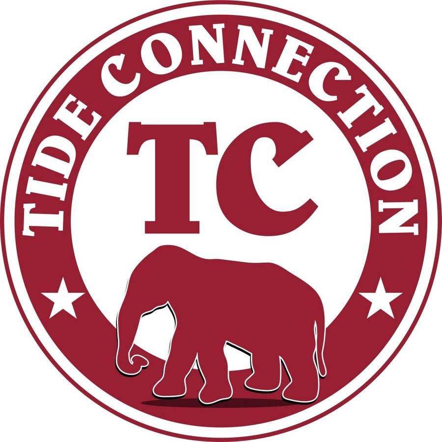 Kilpailutyö #                                        53                                      kilpailussa                                         Logo Design for Tide Connection (tideconection.com)