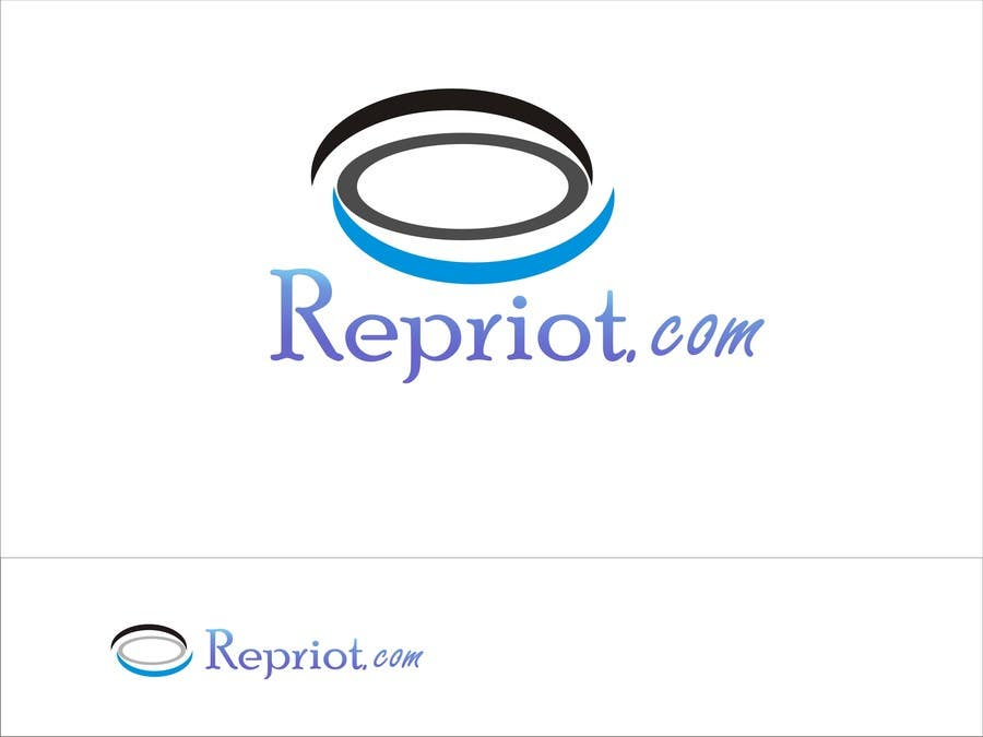 Bài tham dự cuộc thi #9 cho Repriot.com Logo Contest