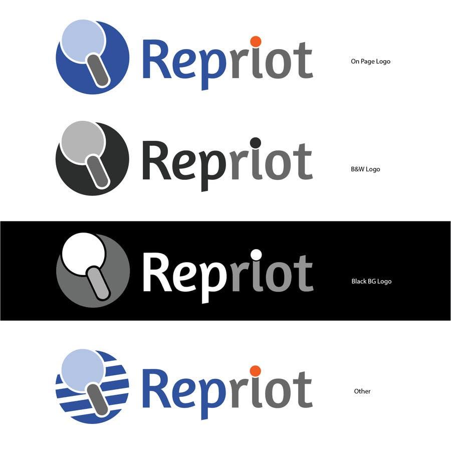 Bài tham dự cuộc thi #23 cho Repriot.com Logo Contest