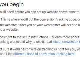 #3 for CODES ADDED FOR ADWORDS TRACKING by JmelBecha